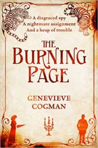 Burning Page UK