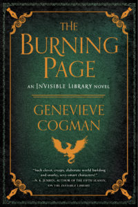 US: The Burning Page